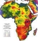 El calentamiento global es una amenaza para el continente africano