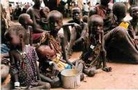 Un informe asegura que la mortalidad infantil en países pobres se duplica cuando las tierras están afectadas por la desertización