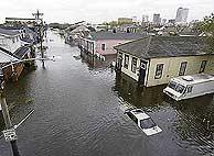 El peor enemigo del hombre : el cambio climático golpea a la tierra