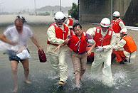El calentamiento global aumenta el riesgo de tifones y causa cerca de 10.000 muertes al año en Asia